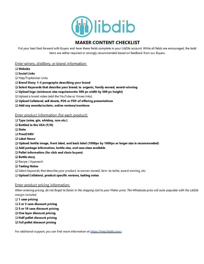 Maker+Content+Checklist