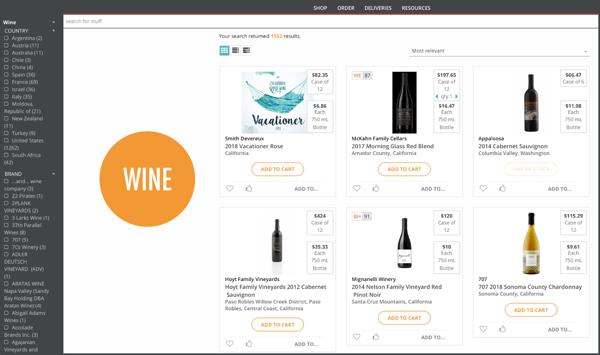 Nav-Wine
